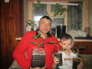 Юрий Кузнецов: Коллекционирую сорта инжира и он мне все больше нравится